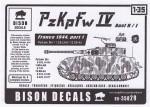 RARE-1-35-Pz-Kpfw-IV-Ausf-H-J-France-1944-Pt-1-9