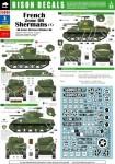 RARE-1-35-French-2eme-DB-Shermans-Pt-1