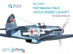 1-32-Vacu-canopy-for-Yak-3-SP-HOBBY