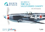 1-48-Vacu-canopy-for-Yak-3-ZVE