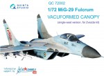 1-72-Vacu-canopy-for-MiG-29-Fulcrum-ZVE