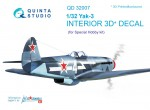 1-32-Yak-3-3D-Print-and-colour-Interior-SP-HOBBY