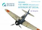 1-32-Mitsubishi-A6M2b-3D-Print-and-col-Interior-TAM