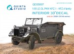 1-35-LE-GL-PKW-Kfz-1-Kfz-4-3D-Print-Interior-ICM
