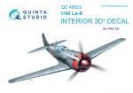 1-48-La-9-3D-Printed-and-colour-Interior-ARK