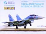 1-48-Su-27UB-Flanker-C-3D-Printed-Interior-GWH