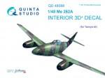 1-48-Me-262A-3D-Print-and-colour-Interior-TAM