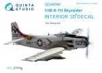 1-48-A-1H-Skyraider-3D-Print-and-colour-Interior-TAM