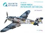 1-48-Bf-109G-6-3D-Print-and-colour-Interior-TAM