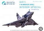 1-48-Mirage-2000C-3D-Printed-and-colour-Interior-KIN