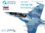 1-72-Yak-130-3D-Print-colour-Interior-ZVE